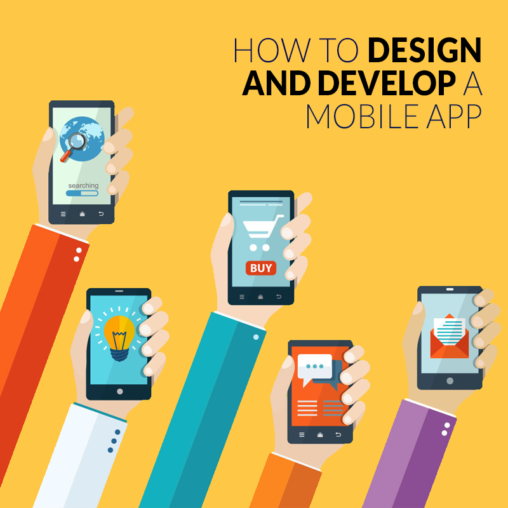 Design And Develop Mobile App