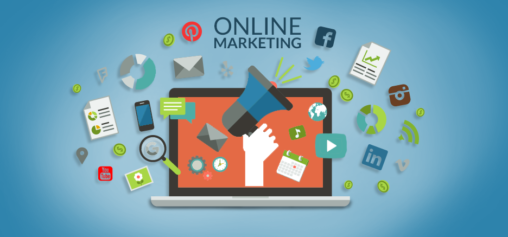 Online marketing firm