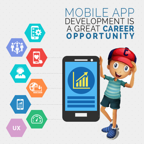 Mobile app development career